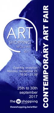 Septembre 2017 Art Shopping Woluwe